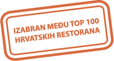 Restoran Mirni Kutak uvršten u top 100 restorana